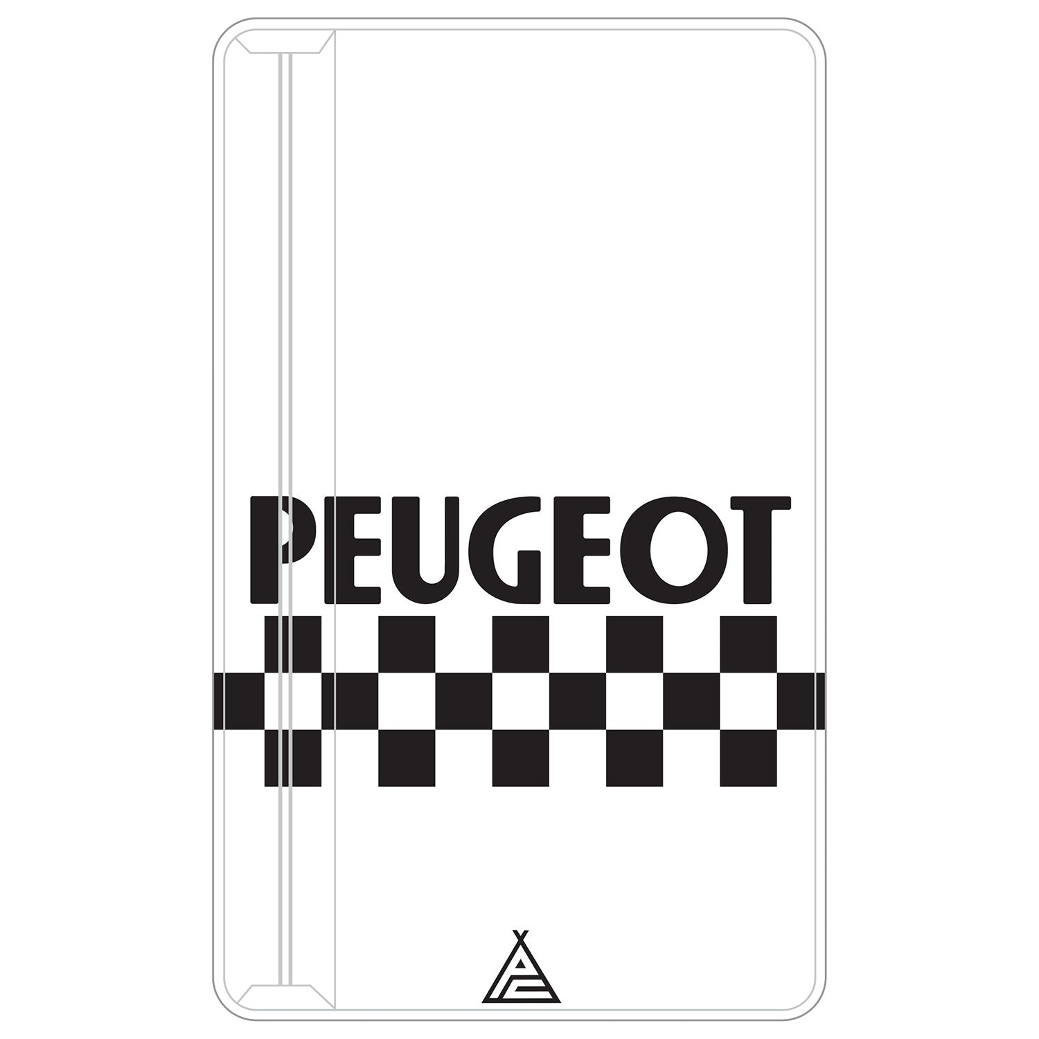 Peugeot Checkerboard Retro PhonePac2
