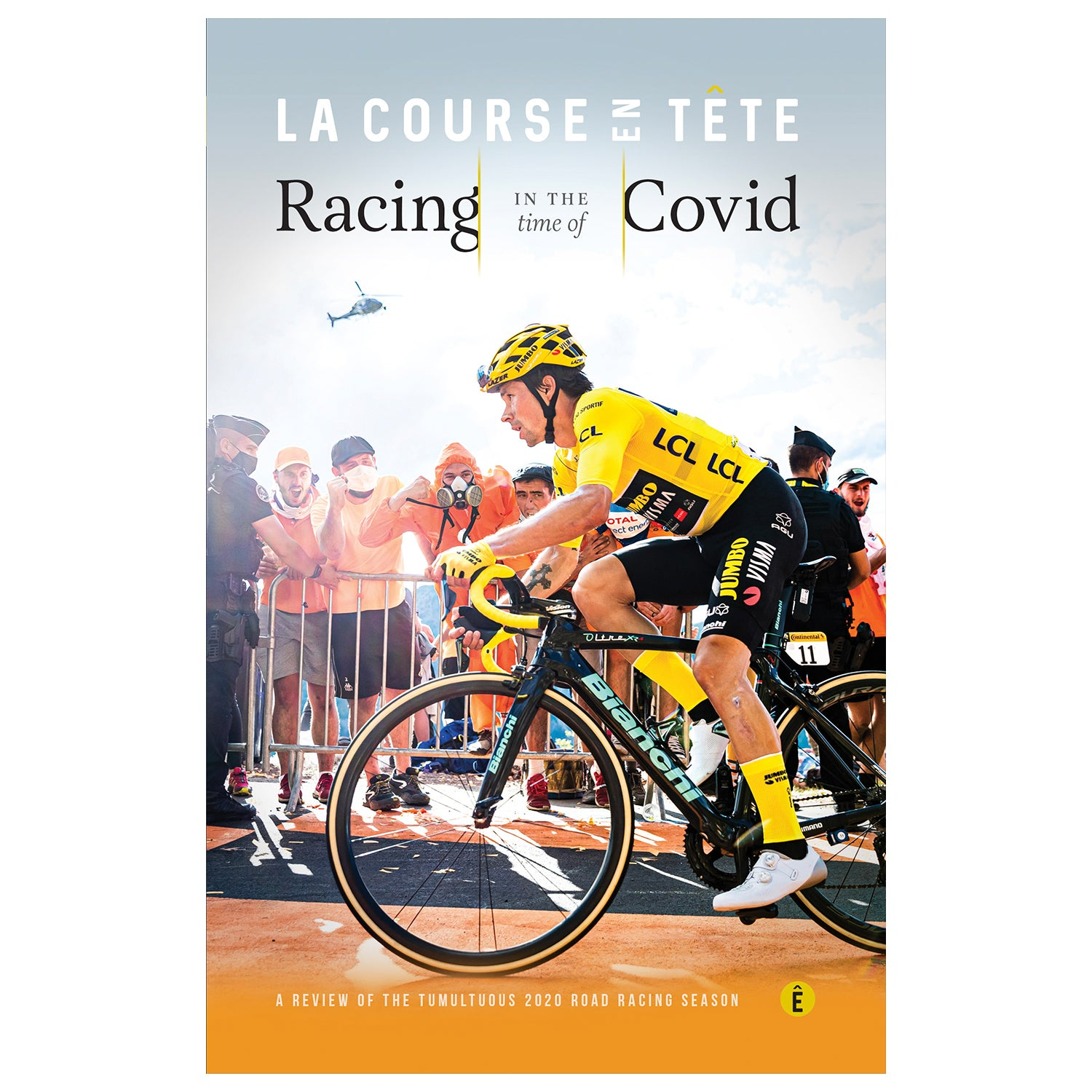 Racing in the time of COVID Book