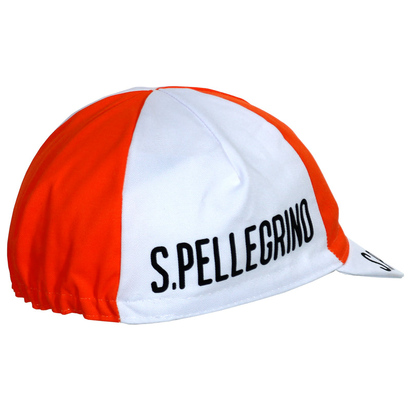 San Pellegrino Retro Cycling Cap