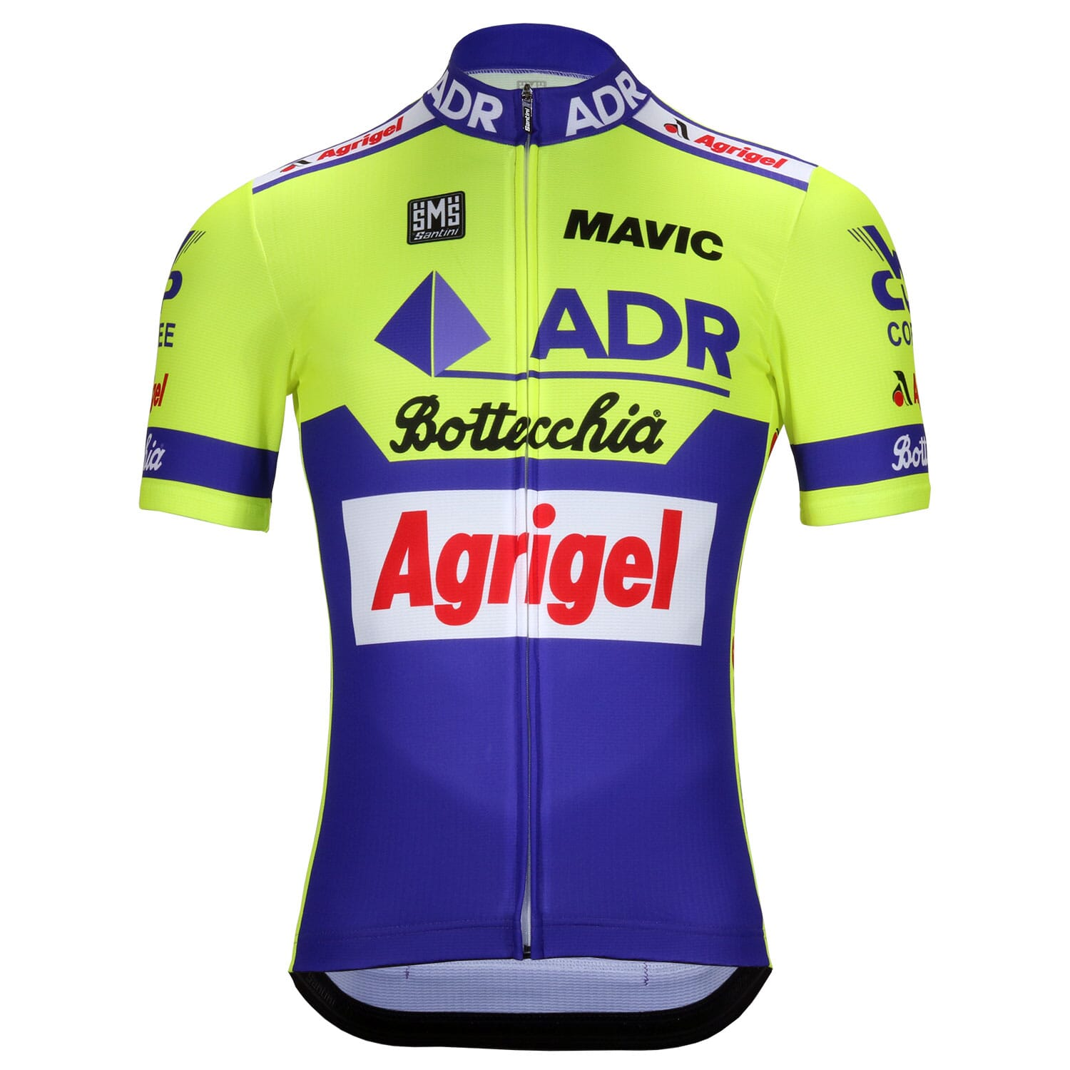ADR/Agrigel/Bottecchia 1989 Retro Team Jersey