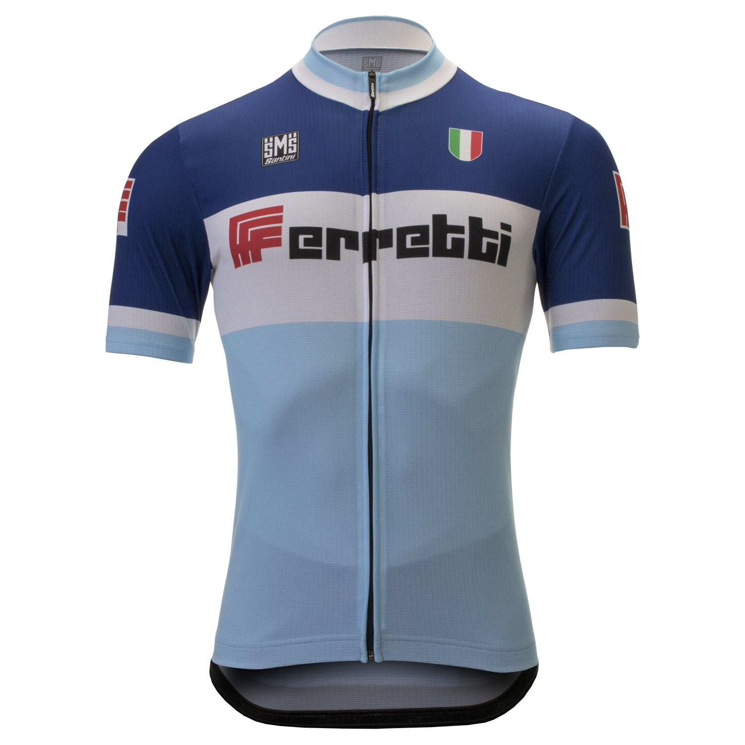 NEW 2017 ITALIA ITALY Team Cycling Jersey Retro Road Pro Clothing MTB Short Slee