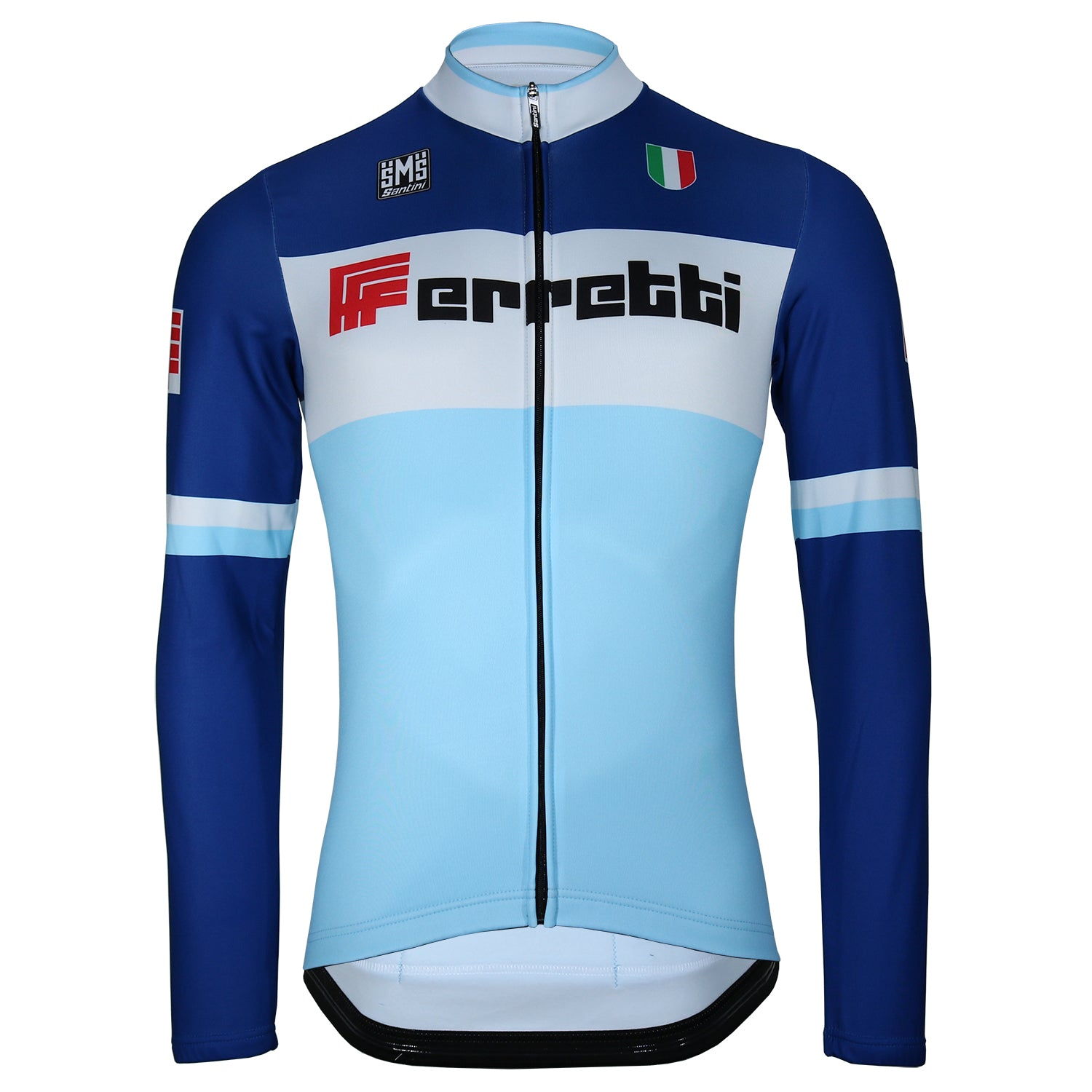 Ferretti Retro Long Sleeve Jersey