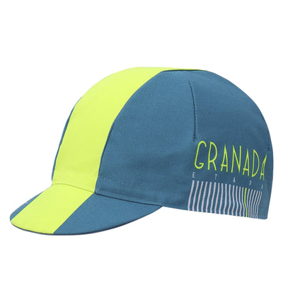 La Vuelta 2017 Granada Cotton Cycling Cap