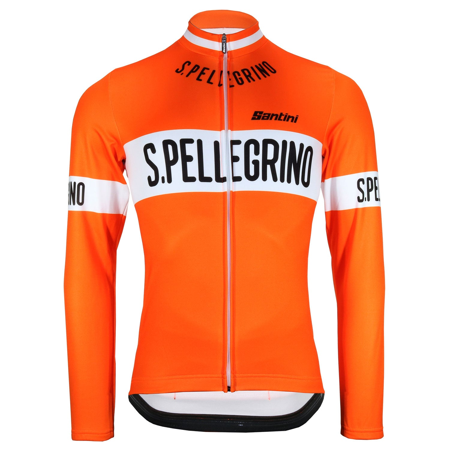 San Pellegrino Retro Long Sleeve Jersey