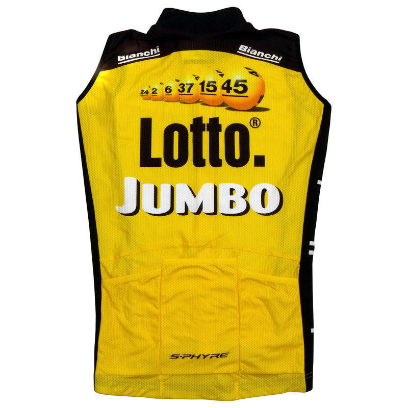 Team Lotto NL Jumbo Windproof Gilet