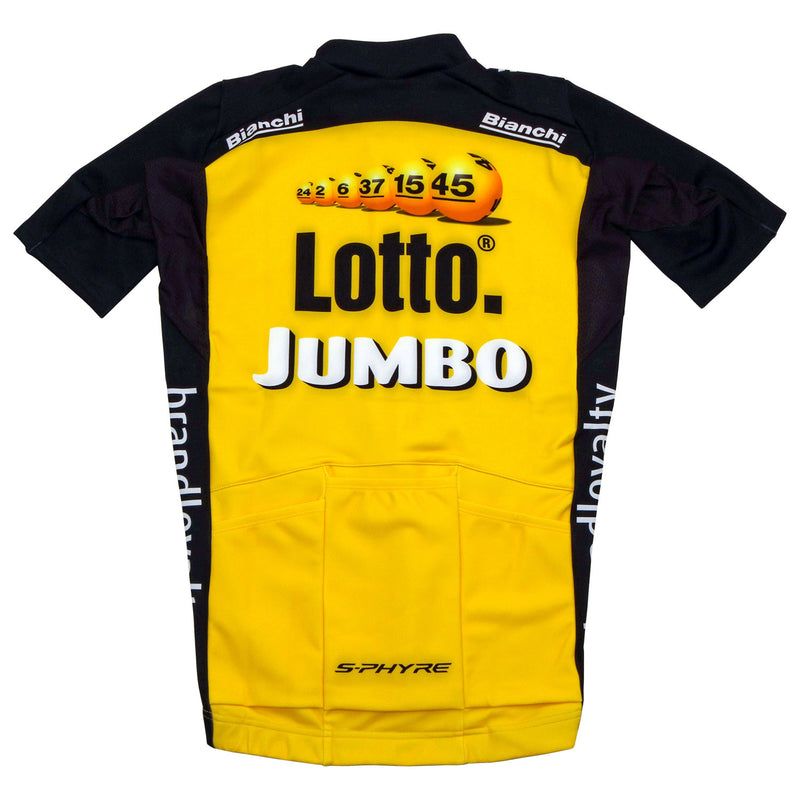Team Lotto NL Jumbo Thermal Race Jersey