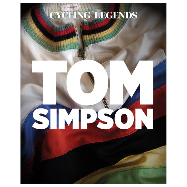Tom Simpson Book - Cycling Legends #01 | Books
