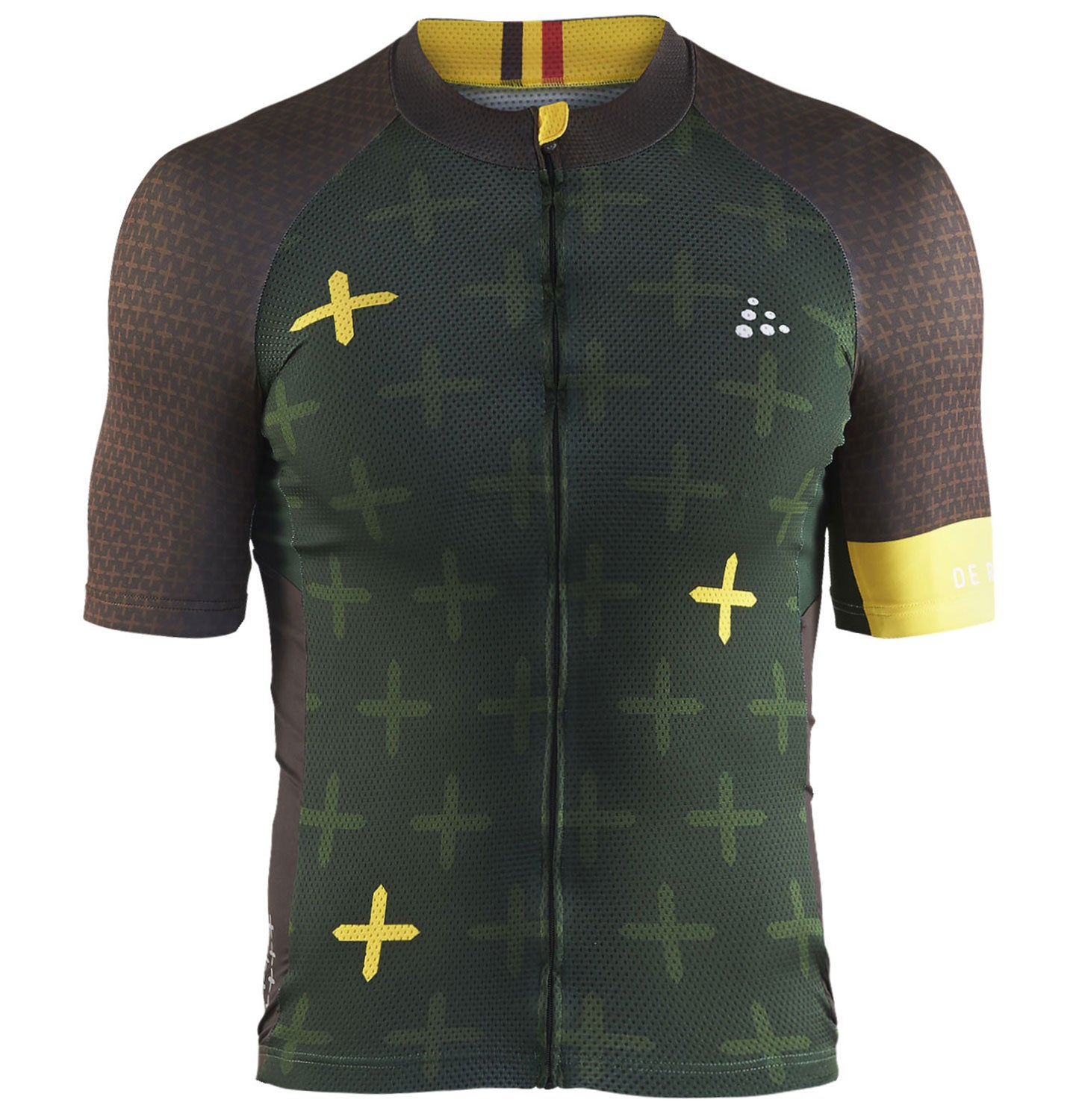 Tour of Flanders Monument Jersey aeea4b019