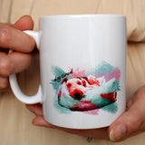 'Dog Tired' Terrier Mug