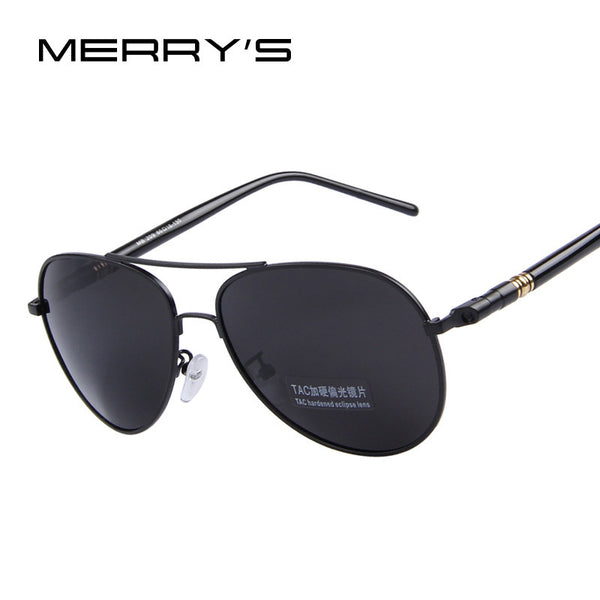 MERRY'S Fashion Summer Men's Polarized Sunglasses Sport Oculos Multicolor Polaroid Driving MB209A