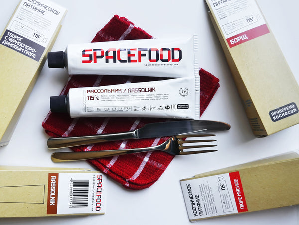 Space Food for Sale