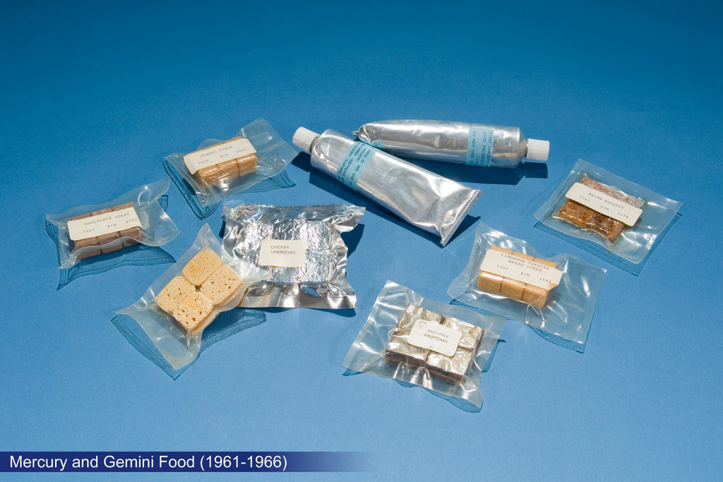A History of Space Food