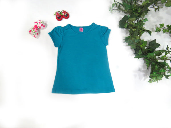 Girls casual tshirt