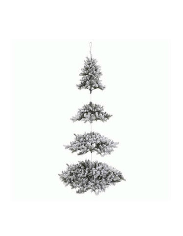 "Albero di natale ""Snowy Floating Tree"""