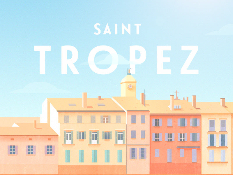 KIWI ST Tropez Beach Wear