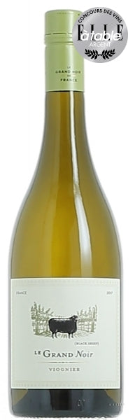 Le Grand Noir Viognier / France white wine 2017 - TheLittleMart.com