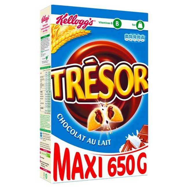Tresor Cererals Milk Chocolate