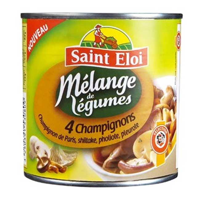 Saint Eloi Mixed Mushrooms