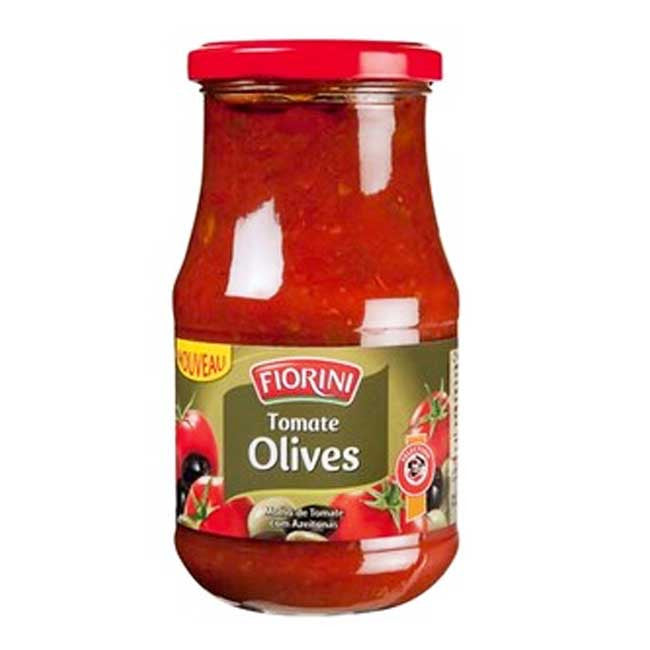 Fiorini Tomato Sauce With Olives - TheLittleMart