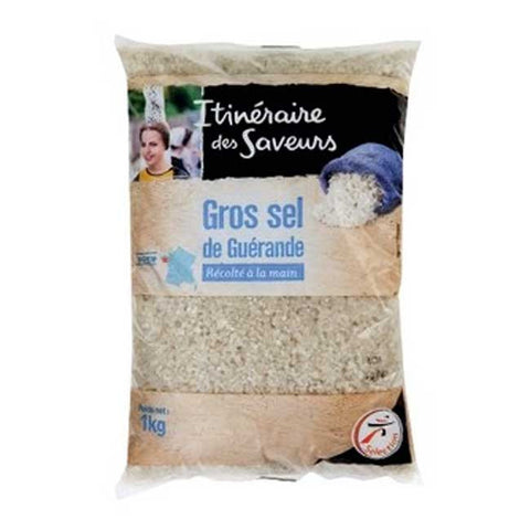 Itineraires Des Saveurs Big Salt From Guerande
