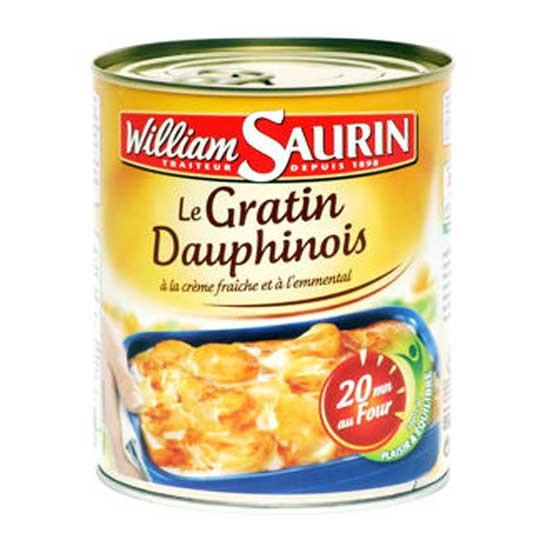William Saurin Gratin Dauphinois