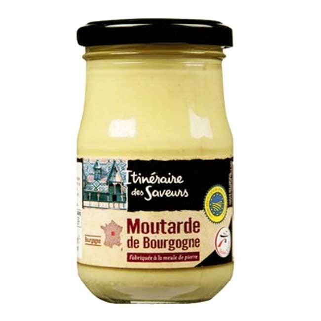 ITINERAIRE DES SAVEURS Mustard From Bourgogne - TheLittleMart.com