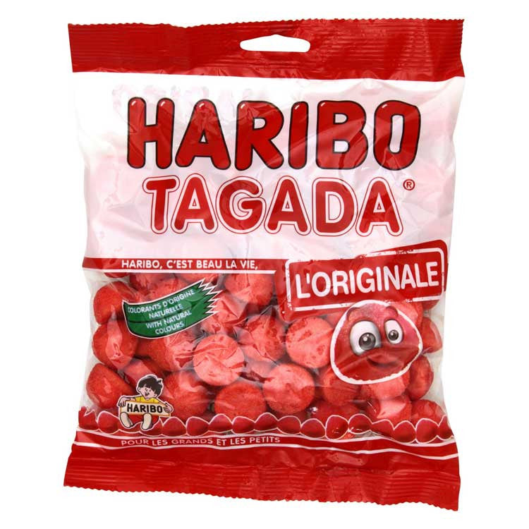Tagada Strawberry Sweets - TheLittleMart.com