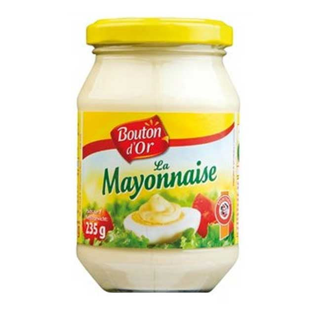 Bouton D'Or Mayonnaise - TheLittleMart.com