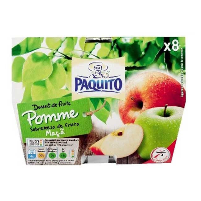 Paquito Apple Compote