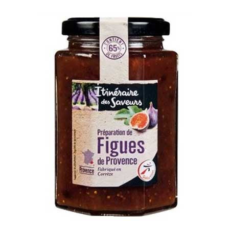 Confiture a la figue / Figs Jam IDS - TheLittleMart