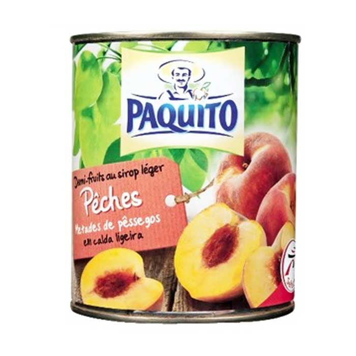 Paquito Peaches In Syrup