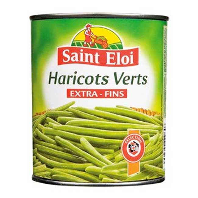 SAINT ELOI Very Thin Green Beans - TheLittleMart.com