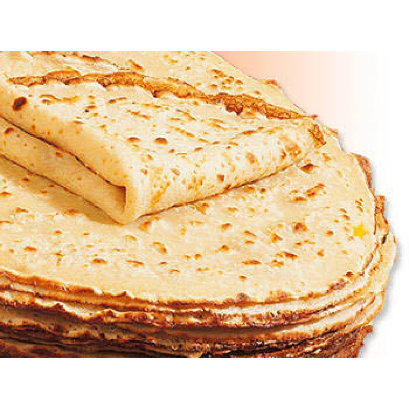 Crêpes Froment / Plain / Sweet - Price for 10 - TheLittleMart.com