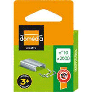 Domedia 2000 staples N°10
