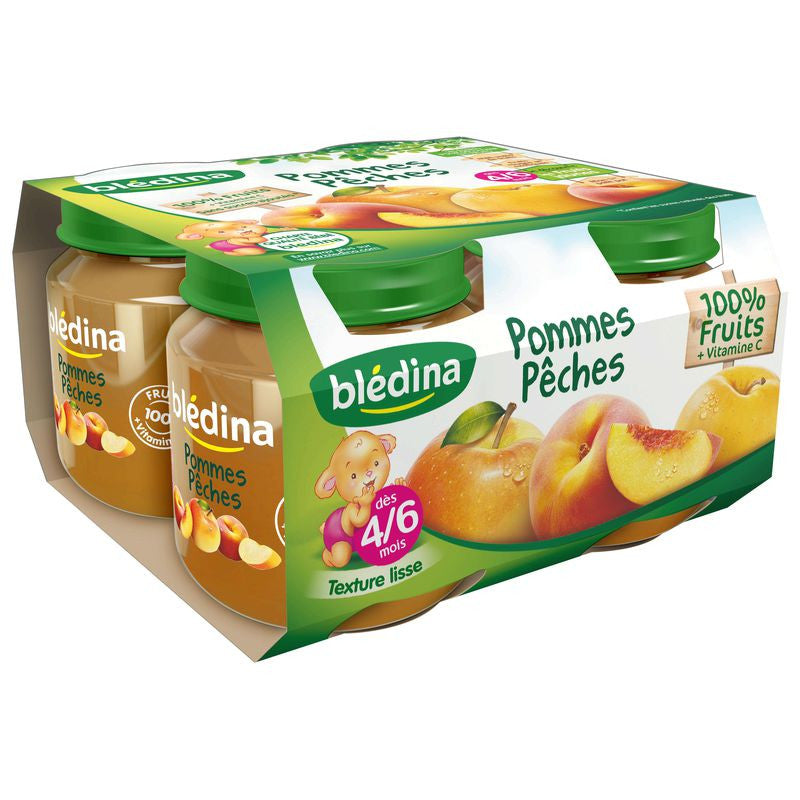 Blédina Apple /Peach