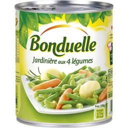 BONDUELLE 4 Vegetables - TheLittleMart.com