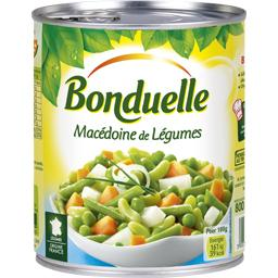 BONDUELLE Vegetables Macedoine