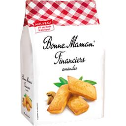 BONNE MAMAN Financiers aux amandes / Almond Financiers FROZEN