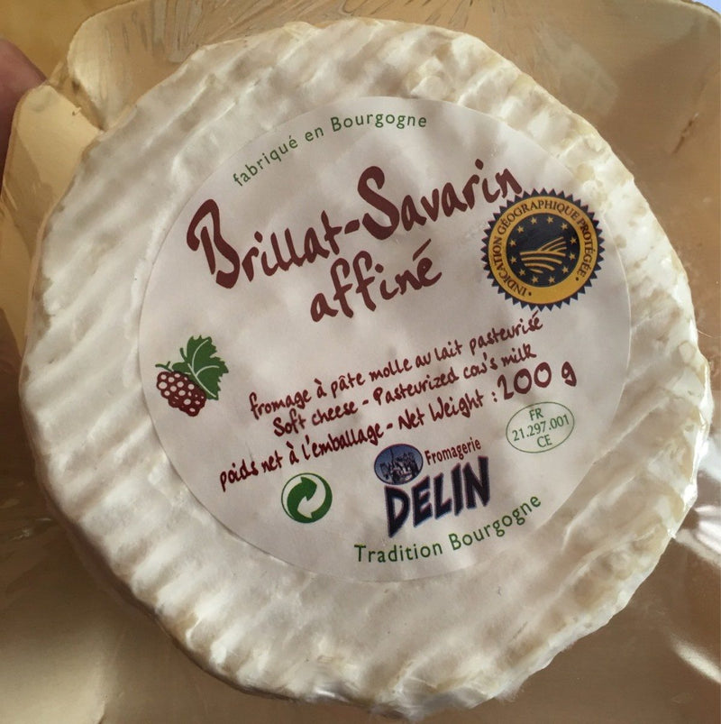 Brillat-Savarin cheese DELIN - TheLittleMart.com