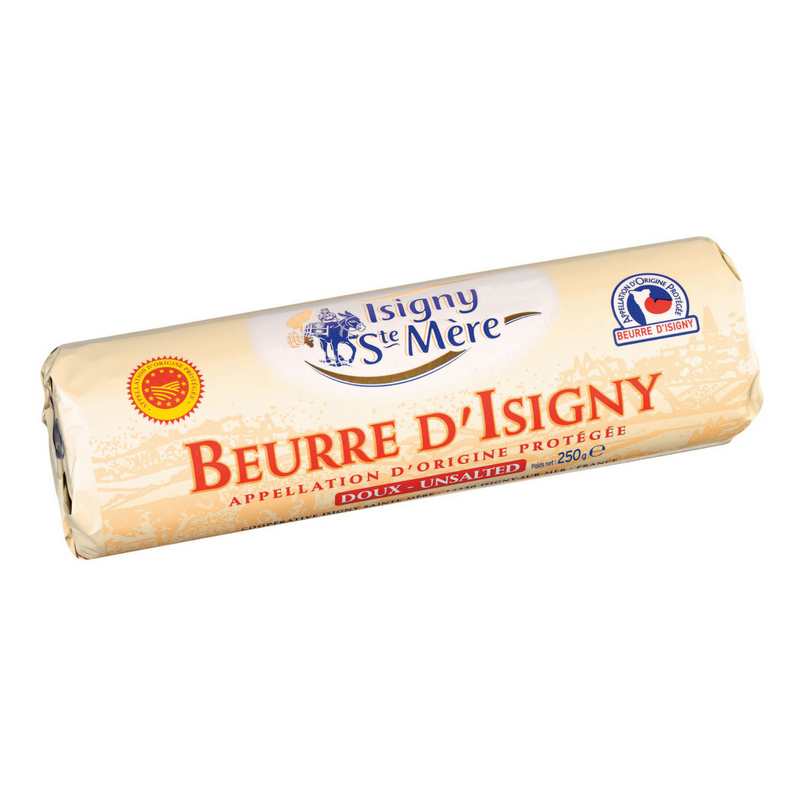 Beurre doux  / Unsalted Butter ISIGNY STE MERE - TheLittleMart.com