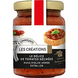Tomates séchées /  Dried Tomatoes LES CREATIONS - TheLittleMart