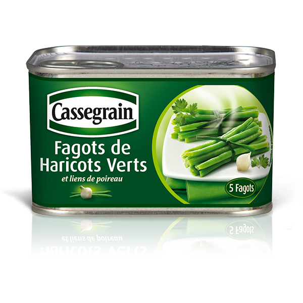 CASSEGRAIN Bundles of Green Beans