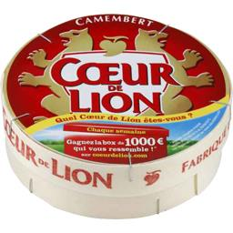 COEUR DE LION Camembert FROZEN