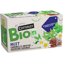 COTTERLEY  Infusion du Soir Bio / Organic Evening Infusion