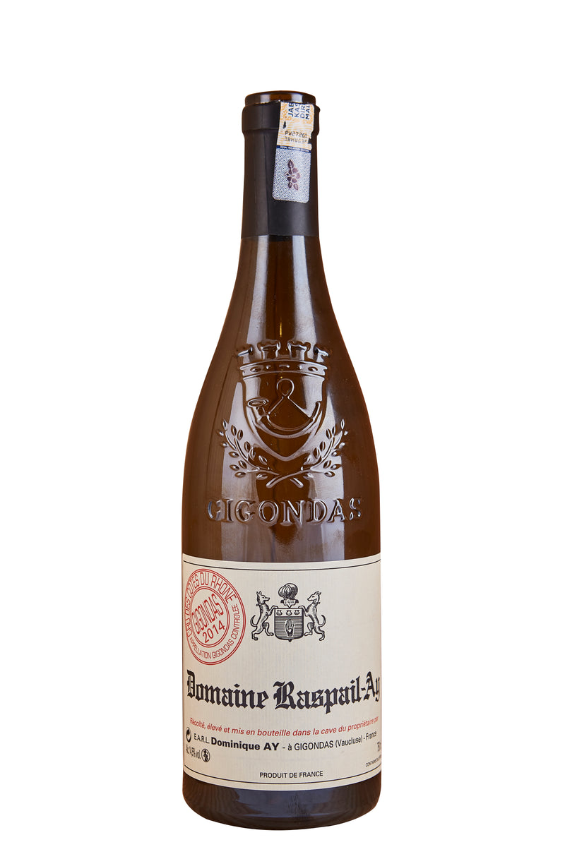 Domaine raspail - Gigondas  French Red Wine 2014