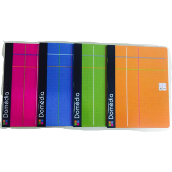 Petit cahier grand carreaux  SEYES / Small notebook large squares 17x22- 96p DOMEDIA - TheLittleMart