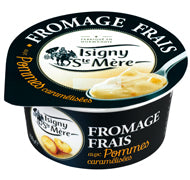 Yaourt Pommes caramélisées  /Yogurt 6.5% FAT with Caramelized Apple ISIGNY STE MERE