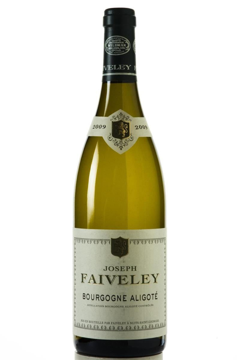 FAIVELEY Bourgogne aligoté / France white 2009