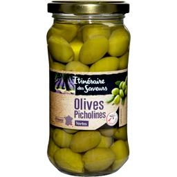 Itineraires des saveurs Olive verte / Picholine Green Olive - TheLittleMart.com