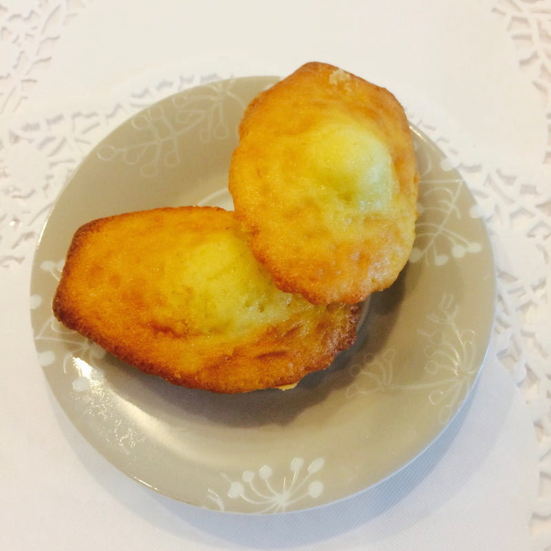 Madeleines - Price for 6 - TheLittleMart.com